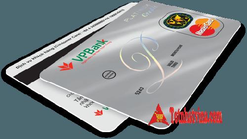thẻ tín dụng Platinum