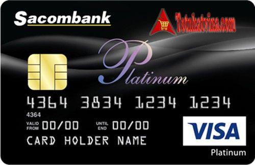 Đánh giá thẻ tín dụng cho người giàu Visa Platinum
