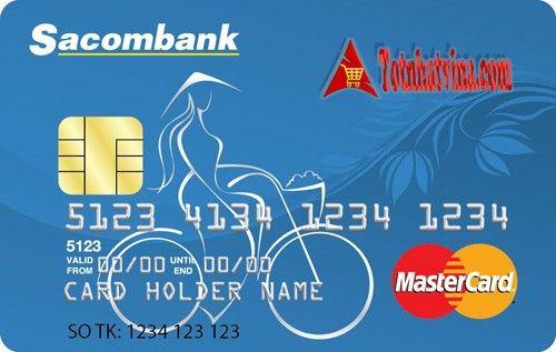 Điều kiện và hồ sơ mở thẻ tín dụng Sacombank 2018