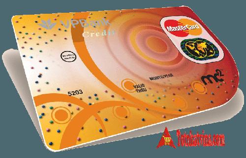 thẻ tín dụng MC2