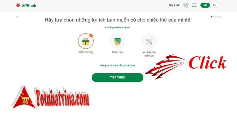 ưu đãi Vp bank