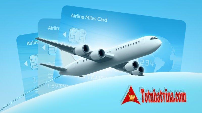 thẻ tín dụng tích luỹ dặm bay