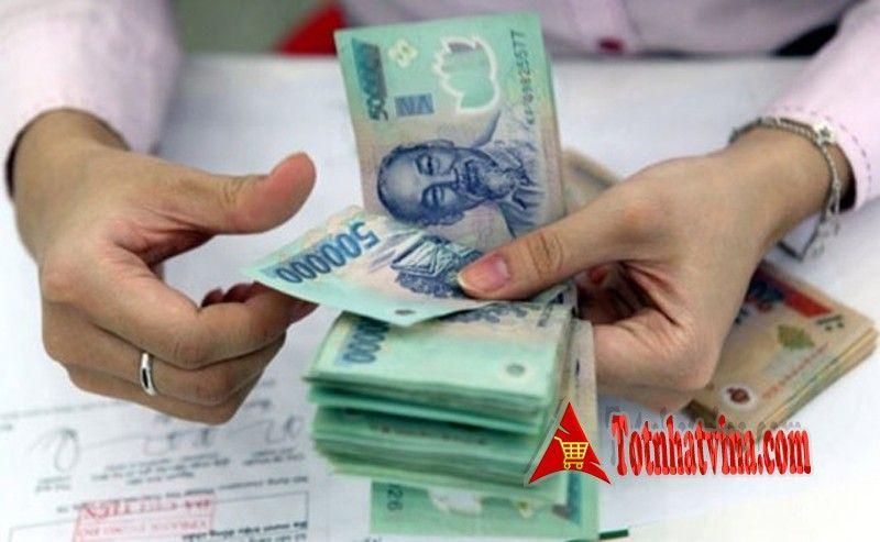 Mở thẻ tín dụng bằng bảng lương, lương tiền mặt thật dễ dàng