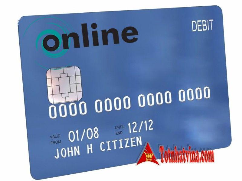 thẻ tín dụng online