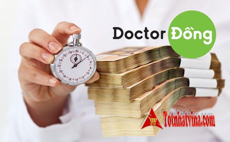 vay tín chấp Doctor Đồng