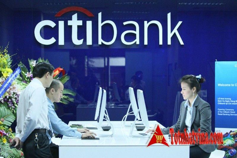 Hướng dẫn đăng kí mở thẻ tín dụng ngân hàng Citibank trực tuyến miễn phí