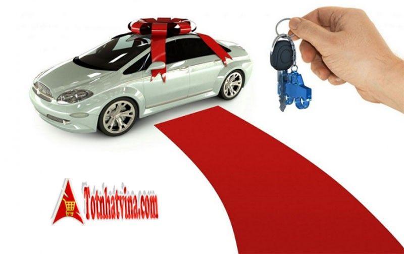 Vay tiền mua xe trả góp lãi suất thấp