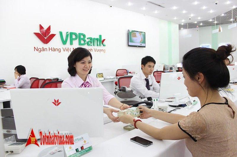Vay tiền mặt tại ngân hàng Vpbank nhanh chóng nhất