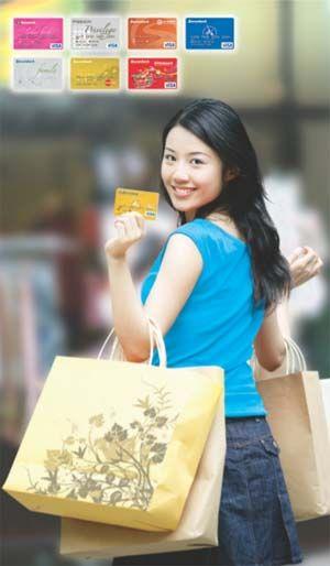 Cách dùng thẻ tín dụng Sacombank
