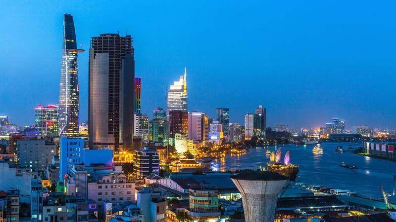 Chi nhánh ngân hàng OCB Phương Đông ở thành phố Hồ Chí Minh