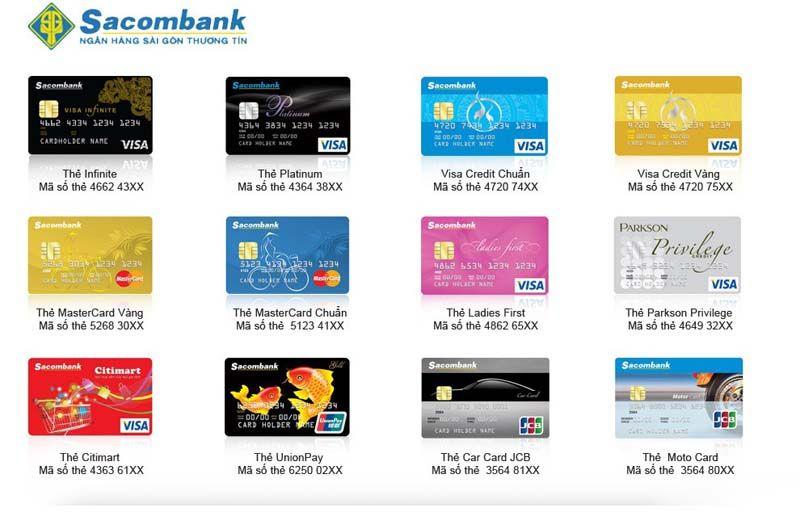 Hướng dẫn sử dụng thẻ tín dụng ngân hàng Sài Gòn Thương Tín