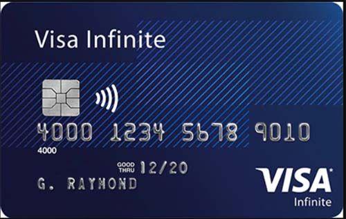 Visa Infinite ( bất tận )