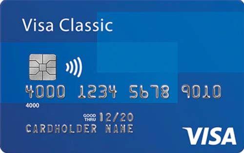 Visa Classic (hạng chuẩn)