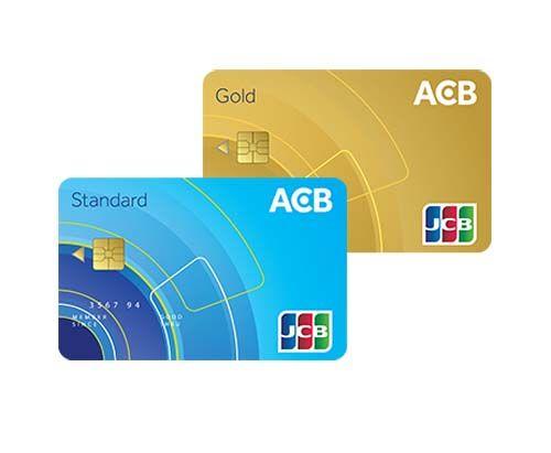 thẻ ACB JCB tín dụng