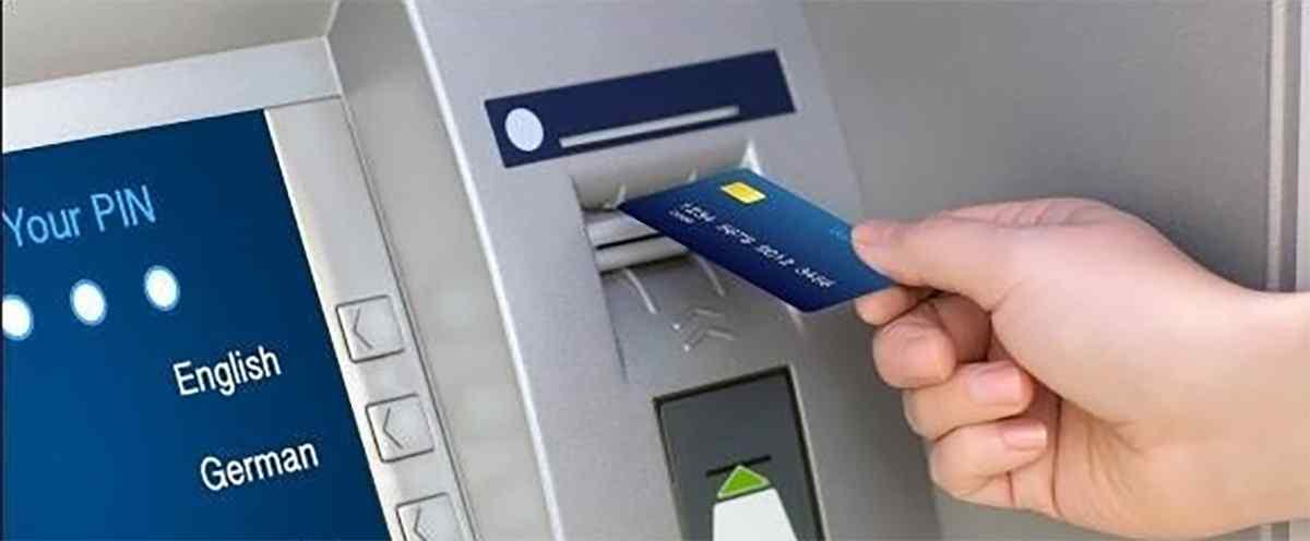 Hướng dẫn cách sử dụng thẻ ATM - Đổi mã PIN