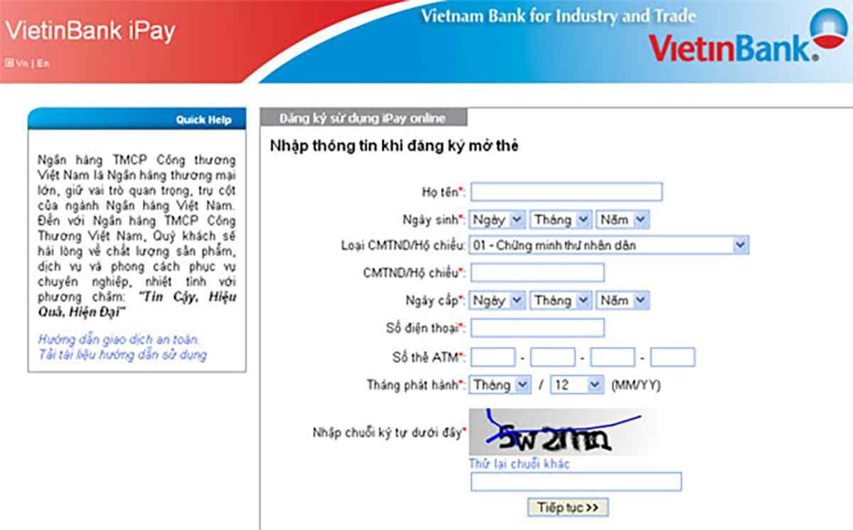 ột số ngân hàng hỗ trợ mở thẻ ATM trực tuyến nhanh chóng, tiện lợi