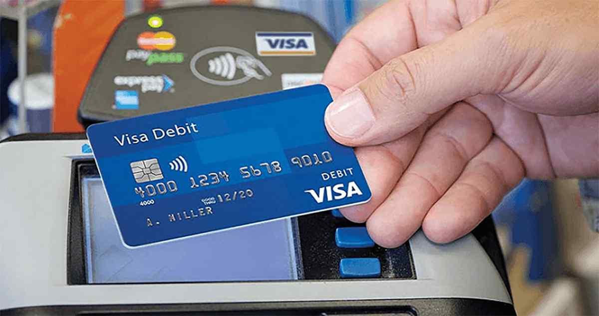 Thẻ Visa Debit là loại thẻ thông dụng được khá nhiều người sử dụng hiện nay