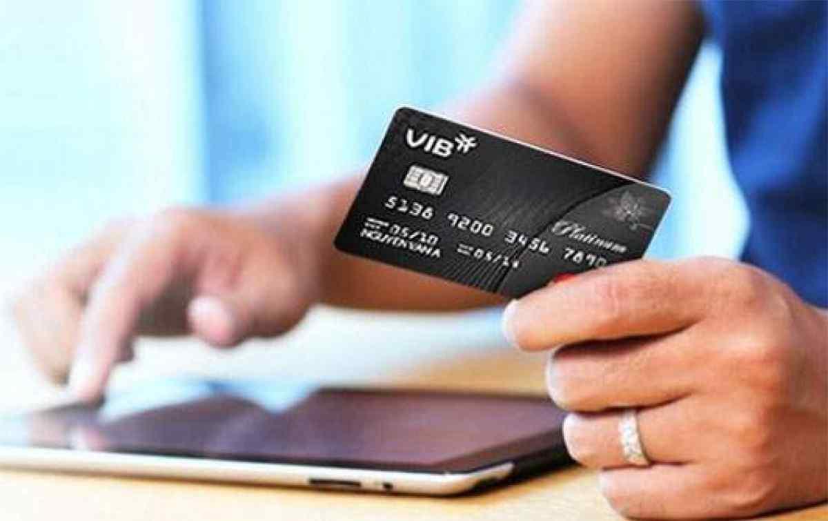 Xác nhận thu nhập để mở thẻ tín dụng