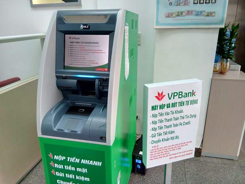 Danh sách máy CDM VPbank, hệ thống máy nộp tiền tự động của VPbank