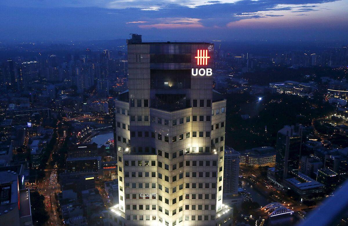 ngân hàng UOB cho vay online