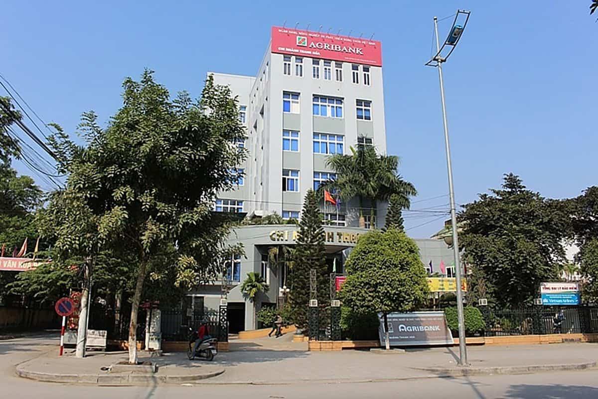 Chi nhánh-ATM ngân hàng Agribank Thanh Hóa