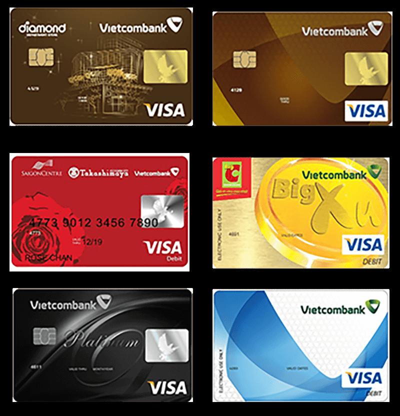 Điều kiện để đăng kí thẻ tín dụng Vietcombank