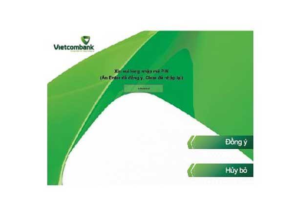 I. Hướng dẫn rút tiền tại ATM bằng mã QR với app Vietcombank trên chiếc điện thoại thông minh.