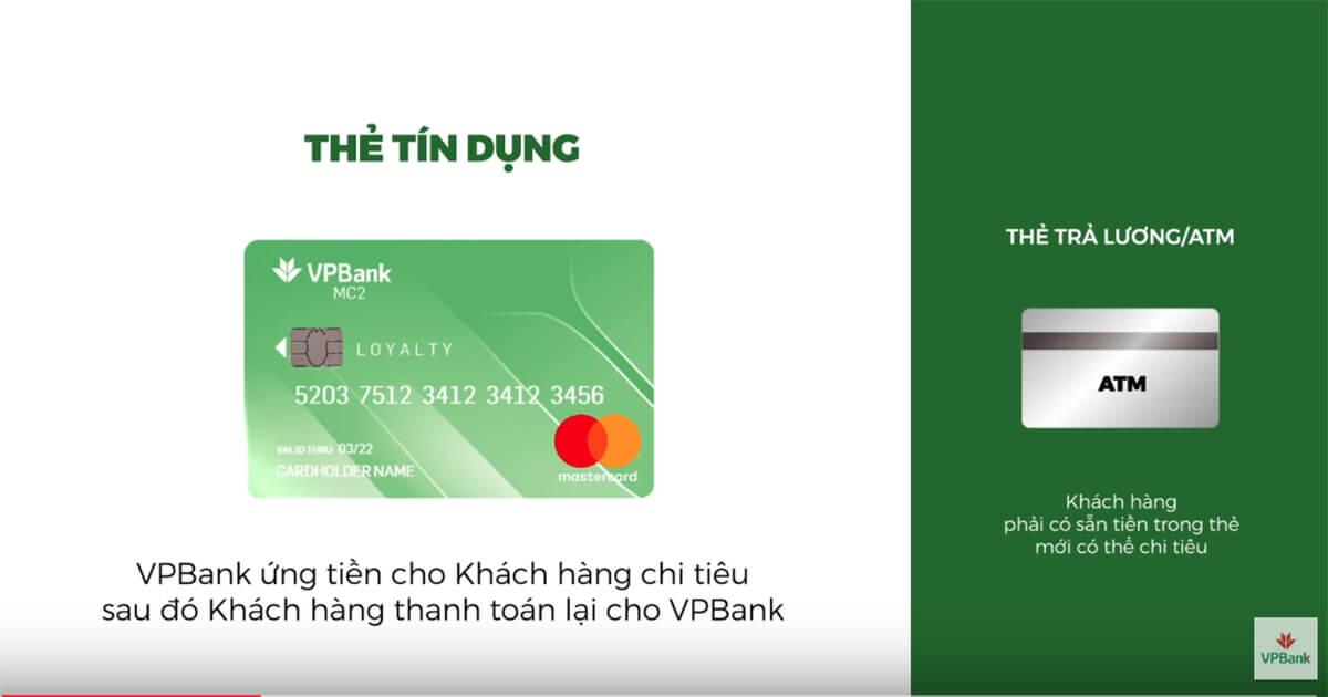 Cách sử dụng thẻ tín dụng Vpbank hữu ích cho bạn