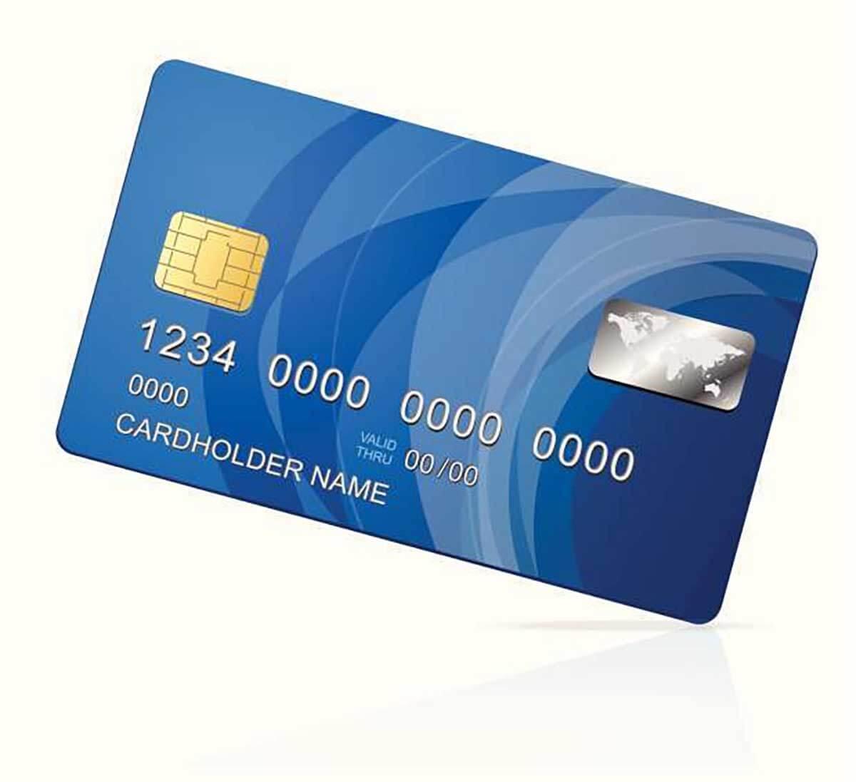 Đây là một chiếc thẻ chip ATM