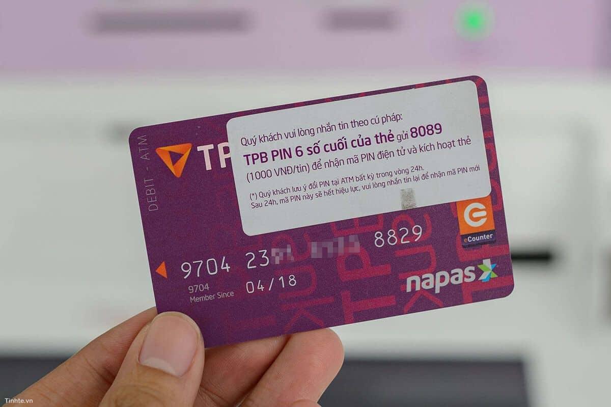 Thẻ atm livebank