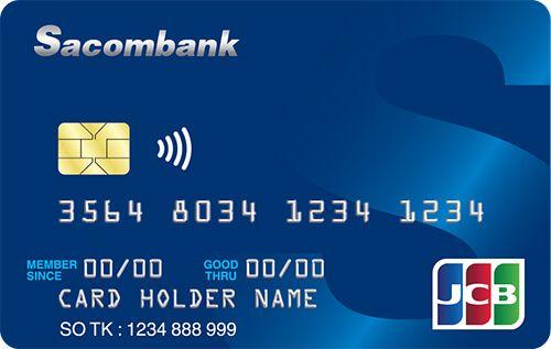 thẻ tín dụng JCB Motor Card