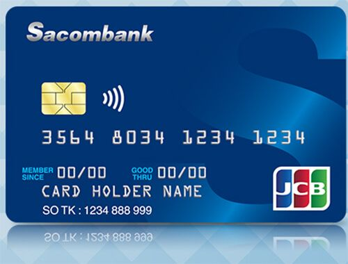 Thẻ Sacombank JCB