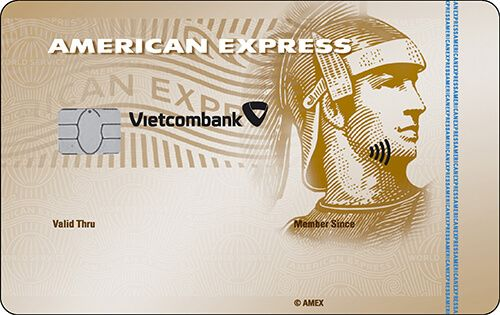 THẺ TÍN DỤNG VIETCOMBANK AMERICAN EXPRESS®.