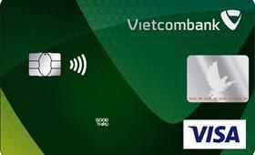 Thẻ tín dụng quốc tế Visa VIetcombank