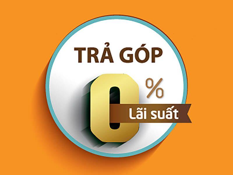 Trả góp 0% với thẻ tín dụng Visa của ngân hàng Vietcombank