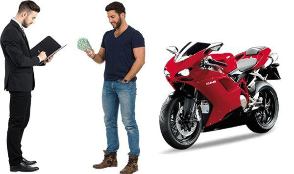 Vay tiền nhanh bằng cavet xe máy